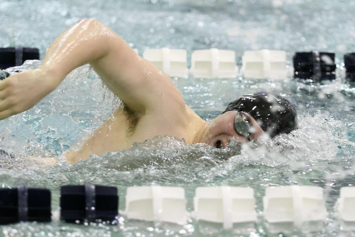 2020 Boys NW District 1-2A Swim and Dive
