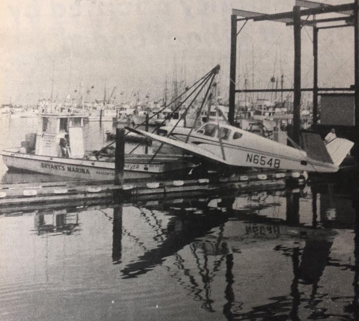 1971 San Juan Island plane crash