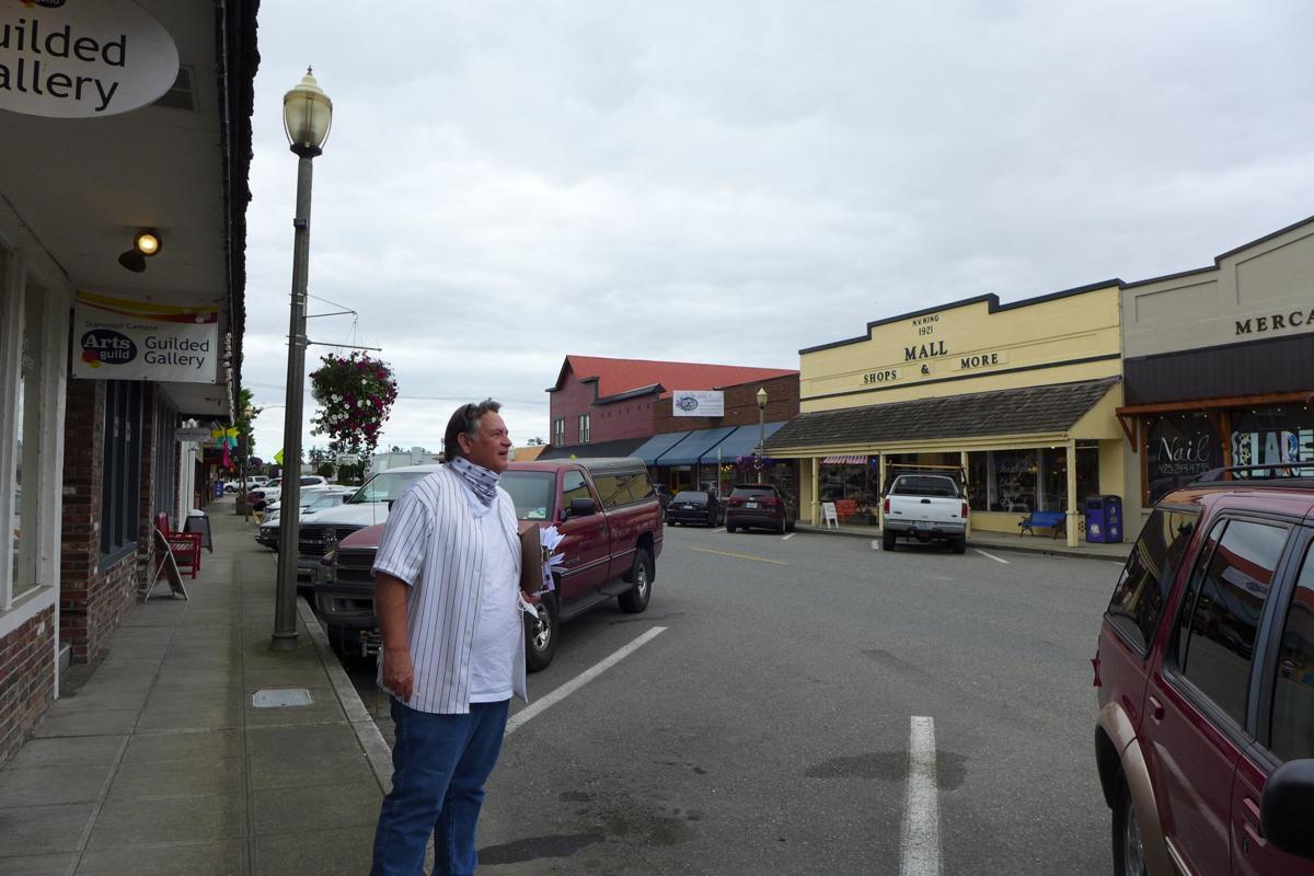 Mainstreet Val Paul Taylor