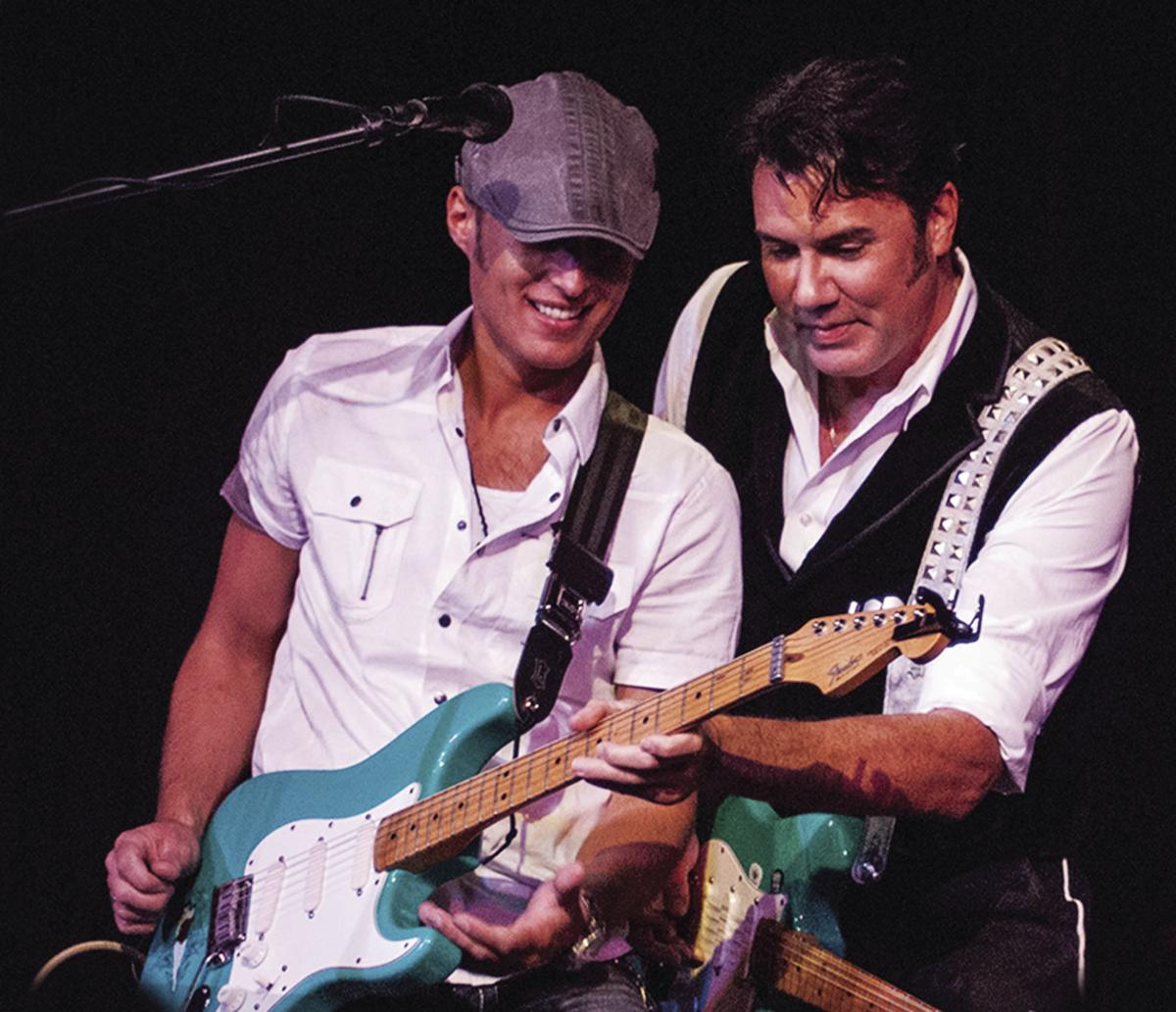 cover Chris Eger Band and Eric Heatherly
