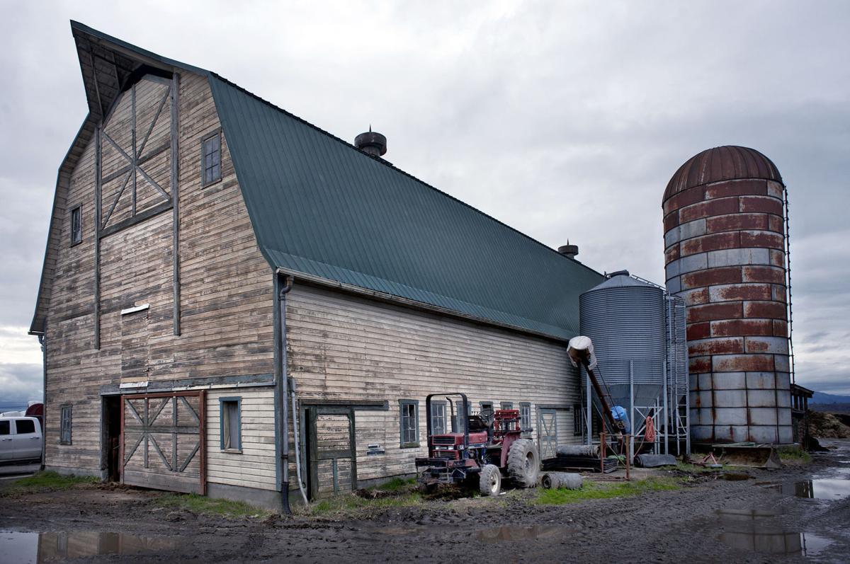 Dykstra dairy farm