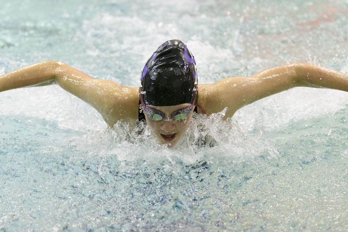 District swimming