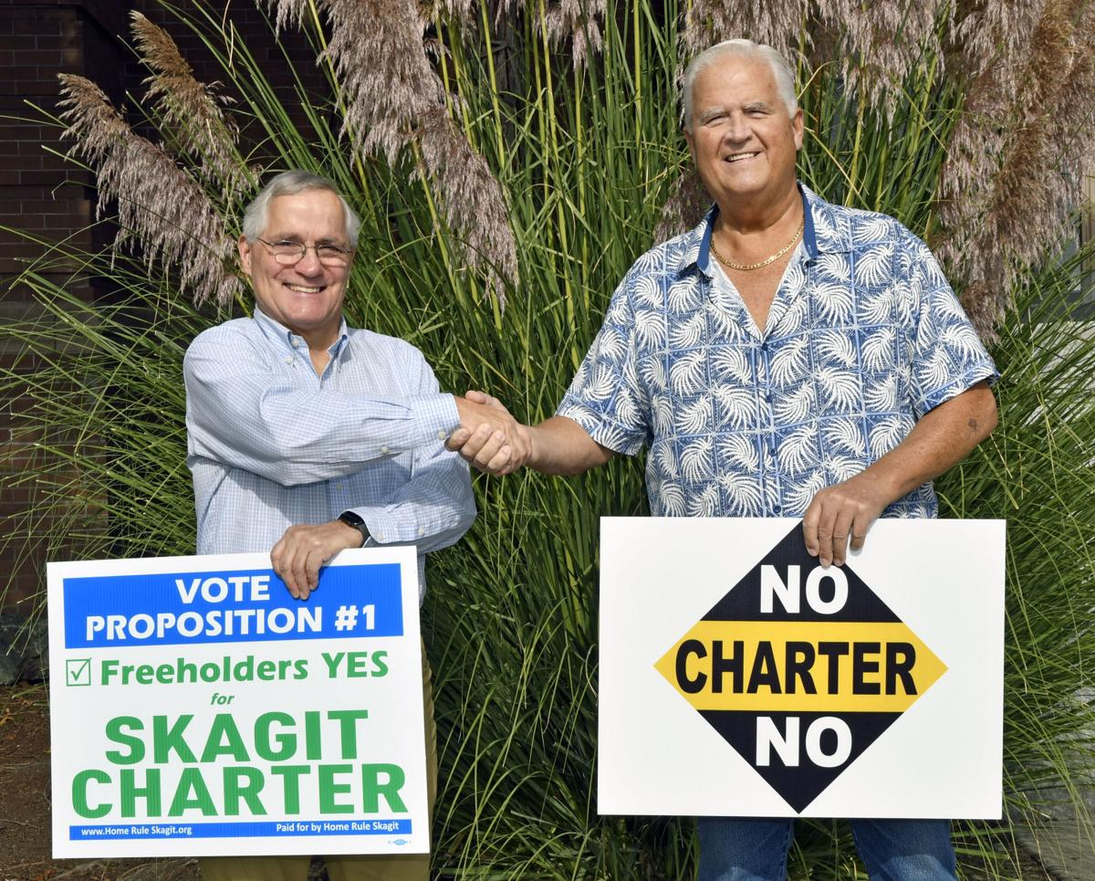 Merits of county charter debated ahead of vote