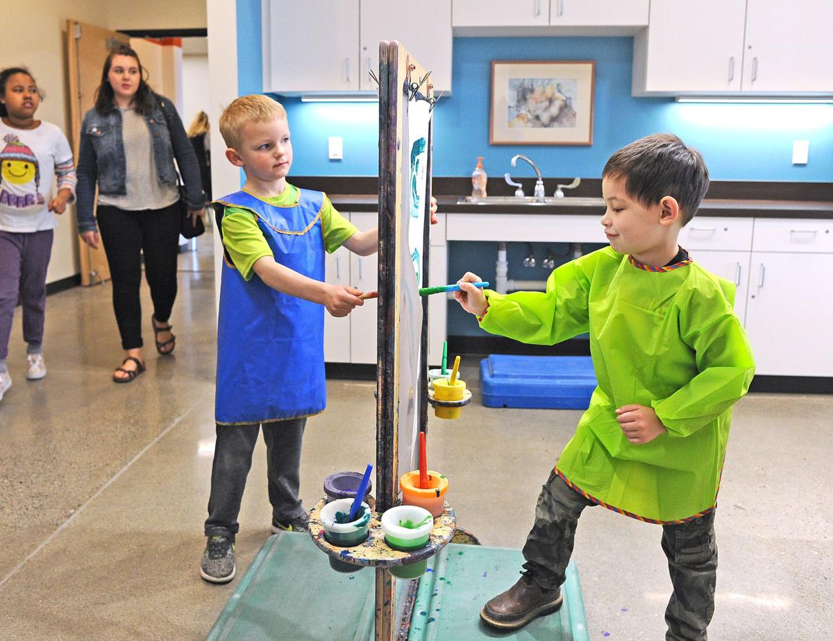 Museum for children reopens