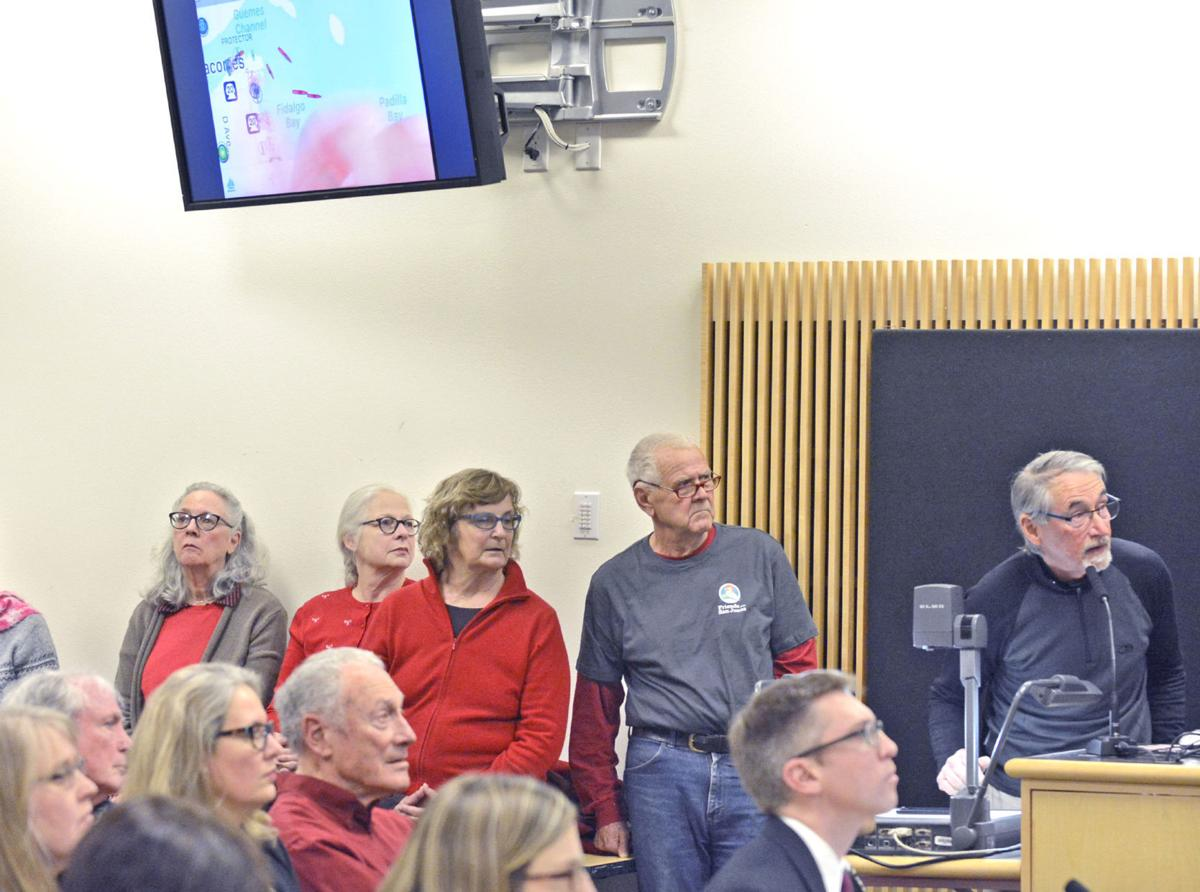 Skagit County hears appeal concerning refinery project
