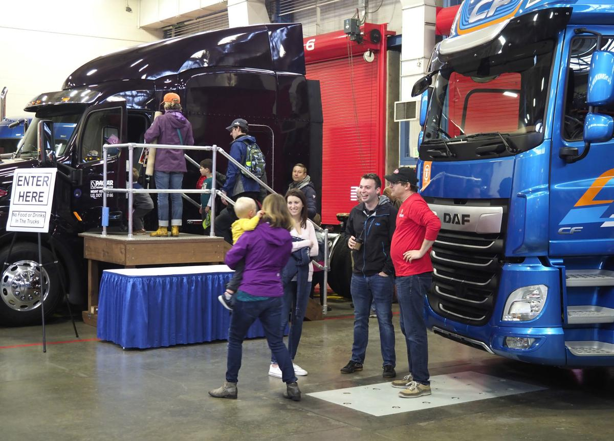 PACCAR Open House