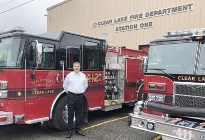 Fire Chief Brett Berg