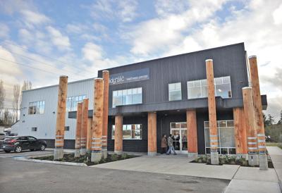 The didgwálič Wellness Center