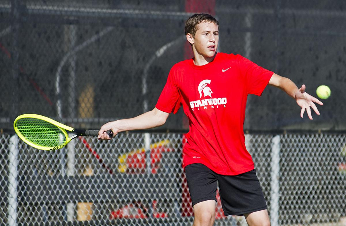 Boys Tennis: Everett at Stanwood, 9.26.19