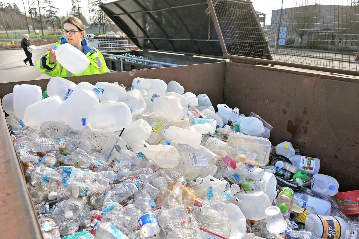 China recycling restrictions reach home
