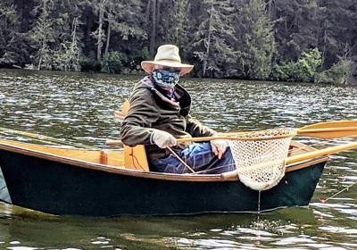 Heart Lake Fishing