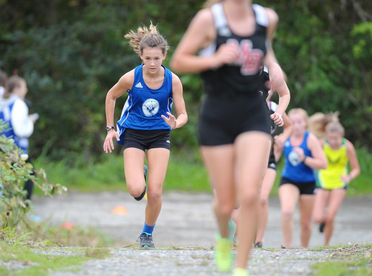 SW cross country