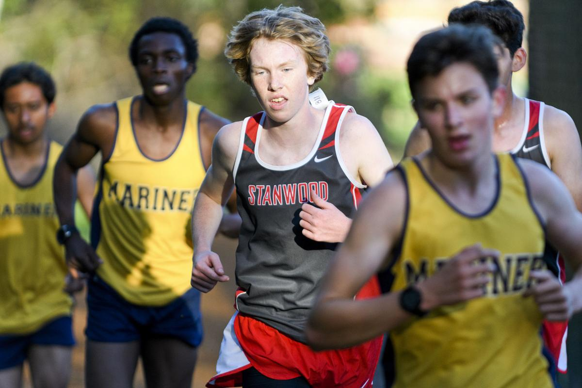 Cross country: Stanwood at Mount Vernon, 9.26.19