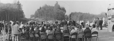 News Files: 50 years ago, citizens fete opening Highway 532
