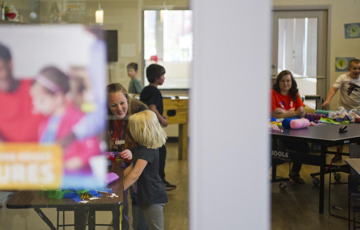 YMCA child care, 4.21.20