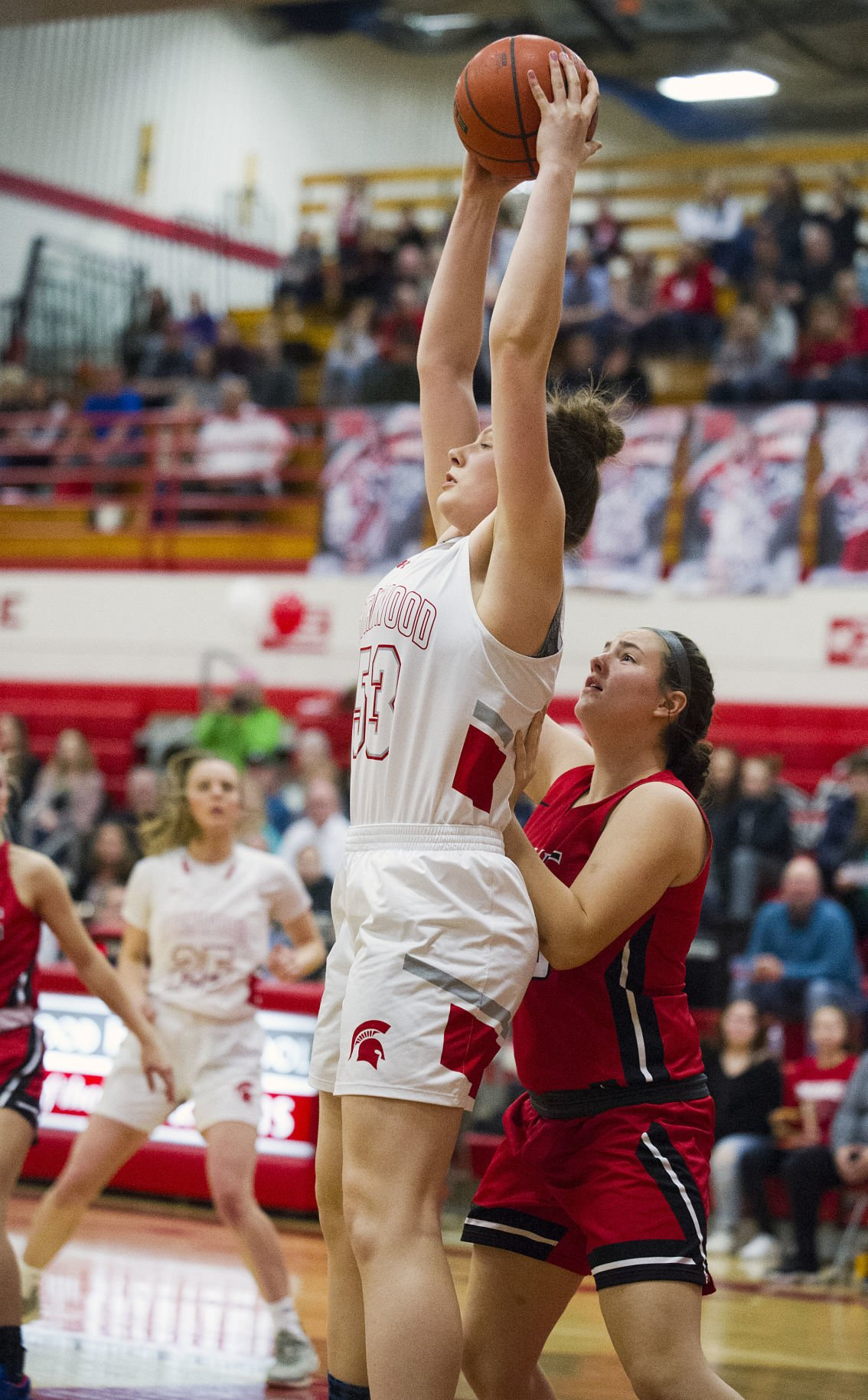 Girls Basketball: Marysville-Pilchuck at Stanwood, 2.10.20