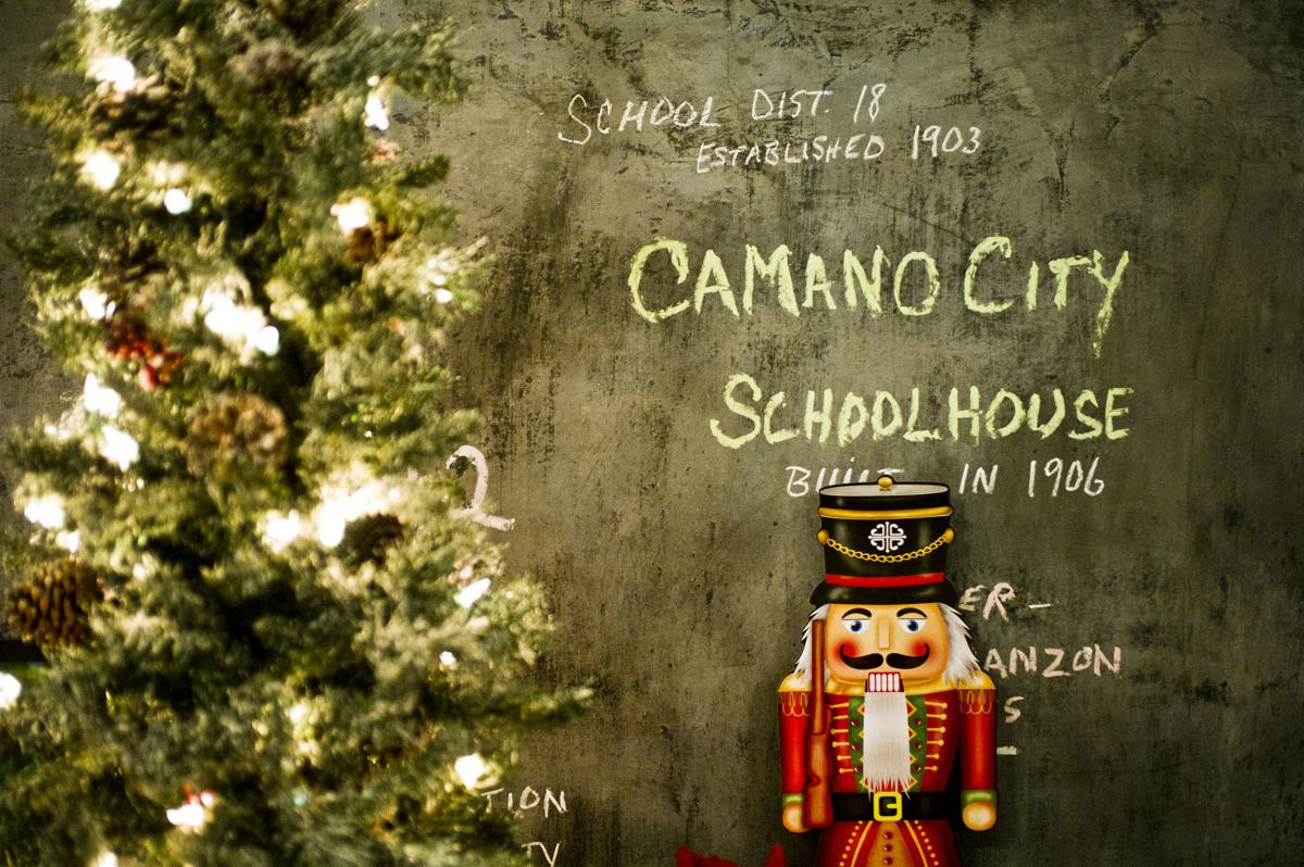 Camano Schoolhouse