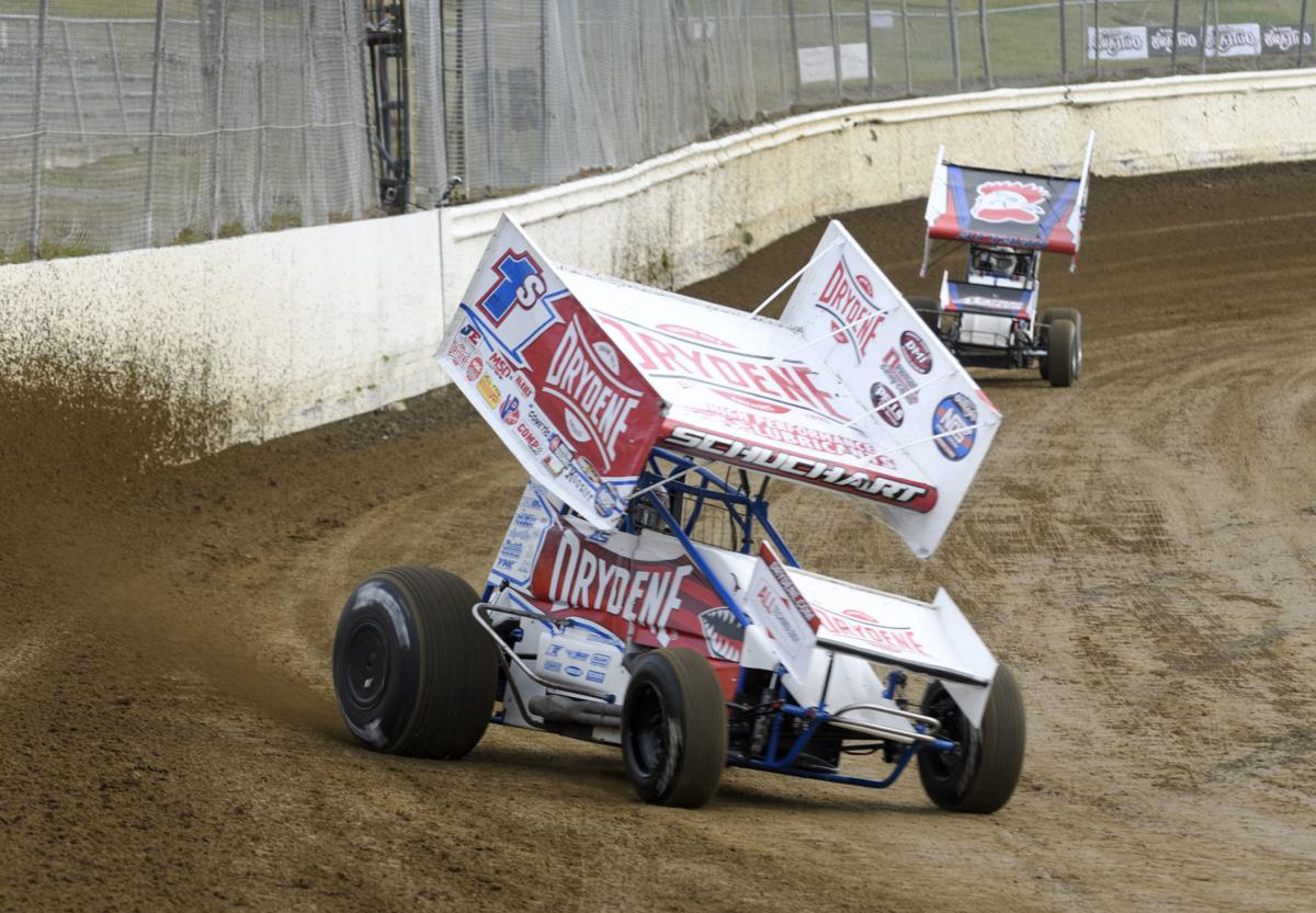 World of Outlaws Friday