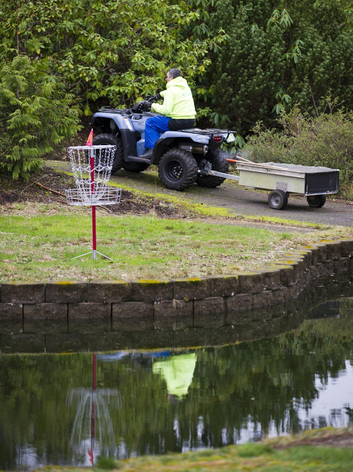 Local Group Proposes Reopening Kayak Point Golf Course As New Disc Golf Operation Starts News Goskagit Com