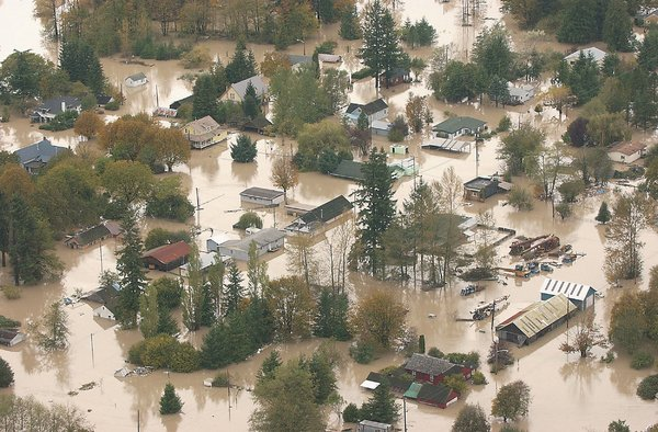 Skagit River floods — always a threat