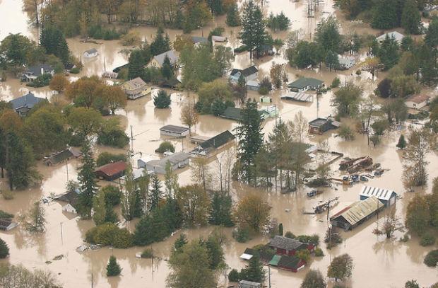 Skagit River Floods Always A Threat All Access