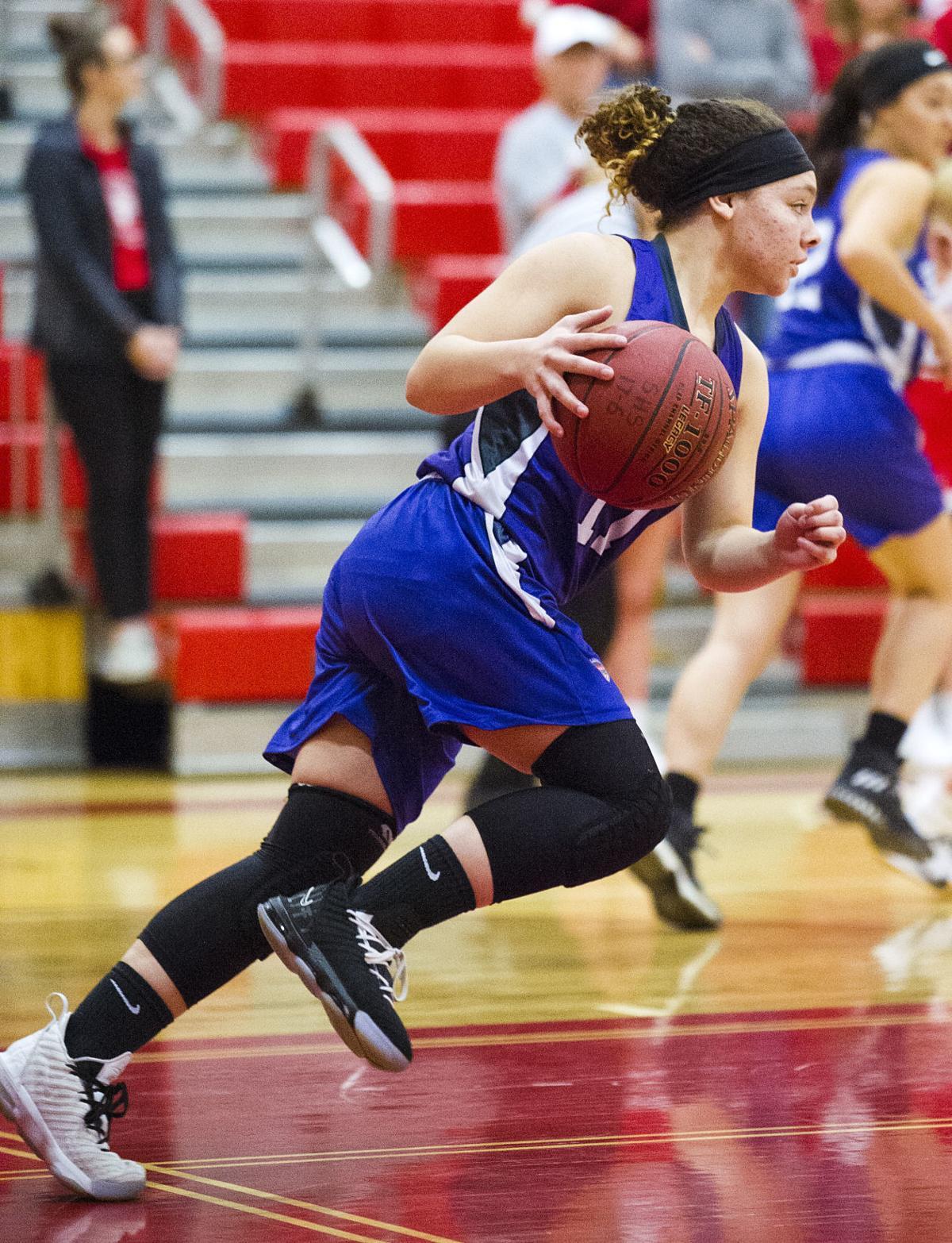 Girls basketball: Anacortes at Stanwood, 12.3.19