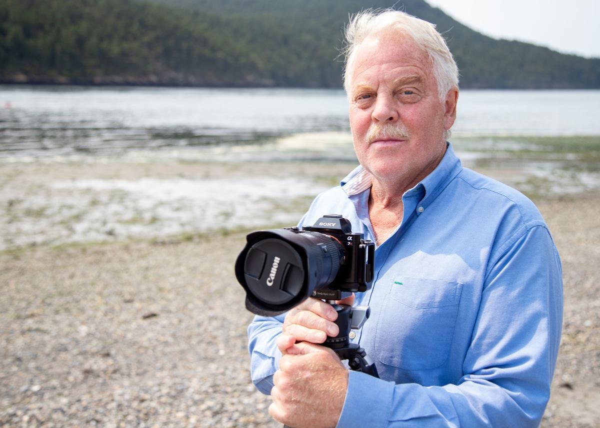 Anacortes photographer publishing book of state's landscapes Portrait