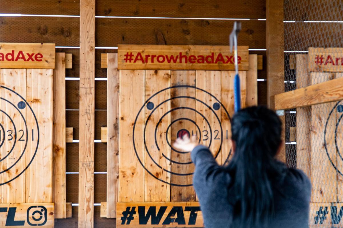 Arrowhead Axe