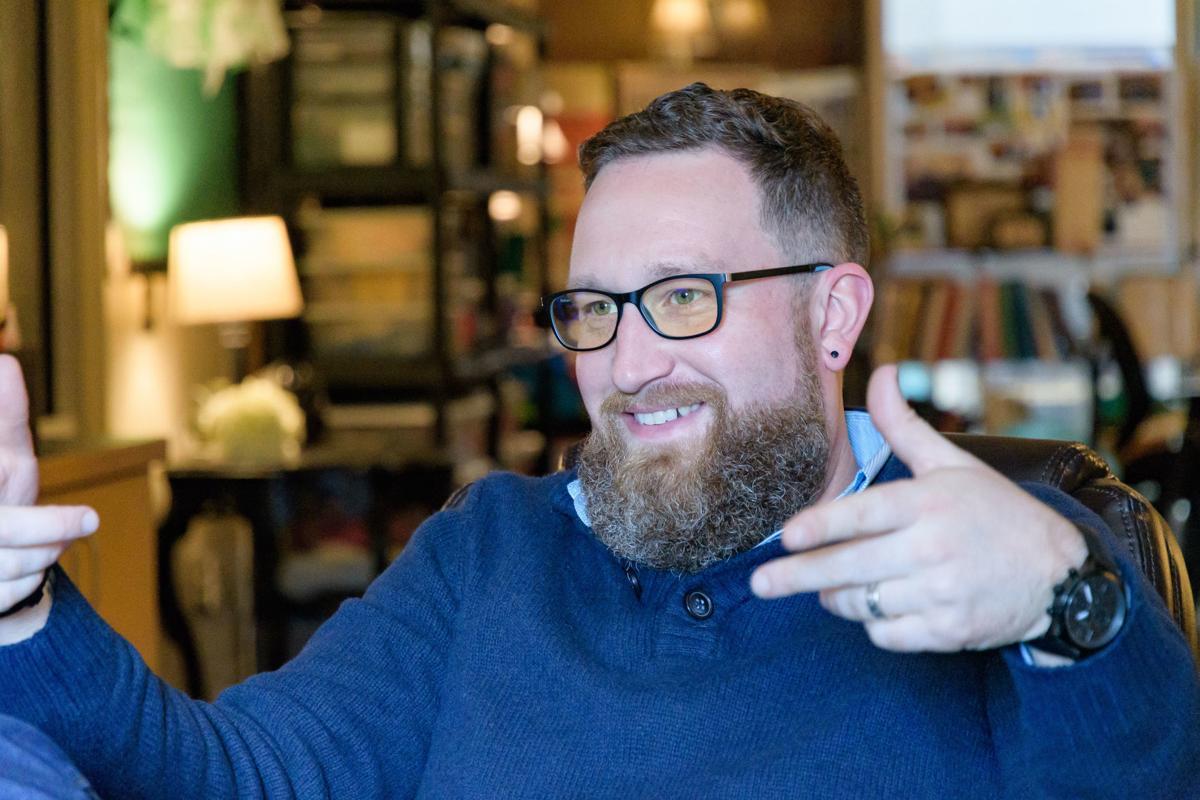 Washington State Teacher of the Year - Robert Hand
