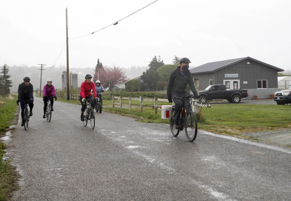 Farm Bike Tour
