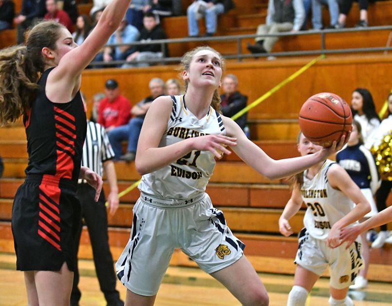 Prep Girls' Basketball: Tigers clinch regional berth