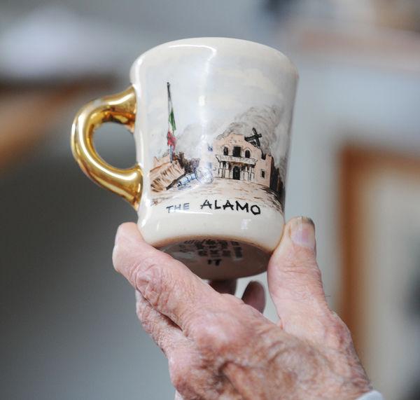 A mug full of fame