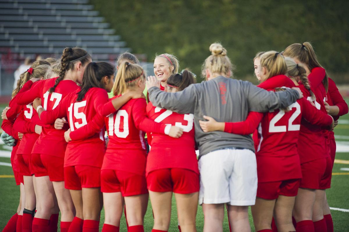 Girls soccer: Jackson at Stanwood, 9.10.19
