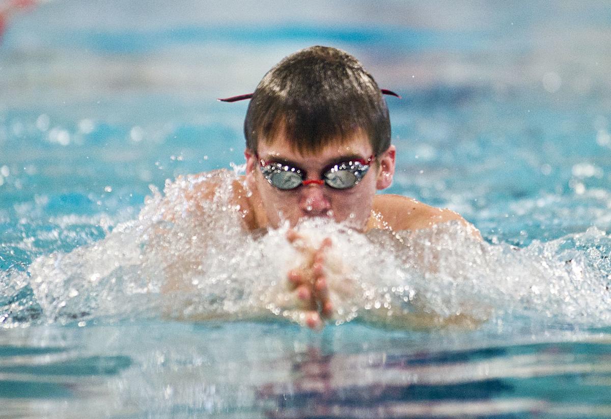 Boys Swimming: Kamiak at Stanwood, 1.7.20