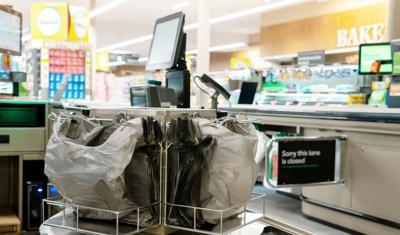 1106 plastic bags