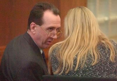 "Williams son: Hana was ""possessed,"" siblings should keep quiet"