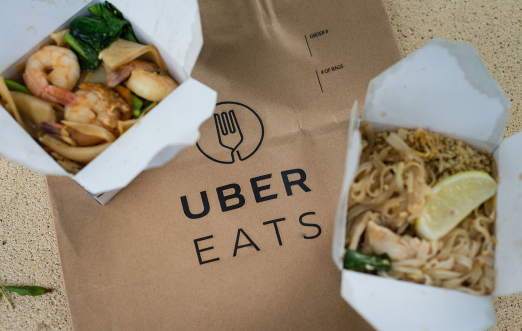 Uber Eats Uber Eats launches in Skagit