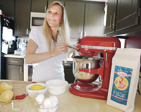 Baker discovers new world without gluten