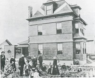 Pearson House key part of Stanwood history