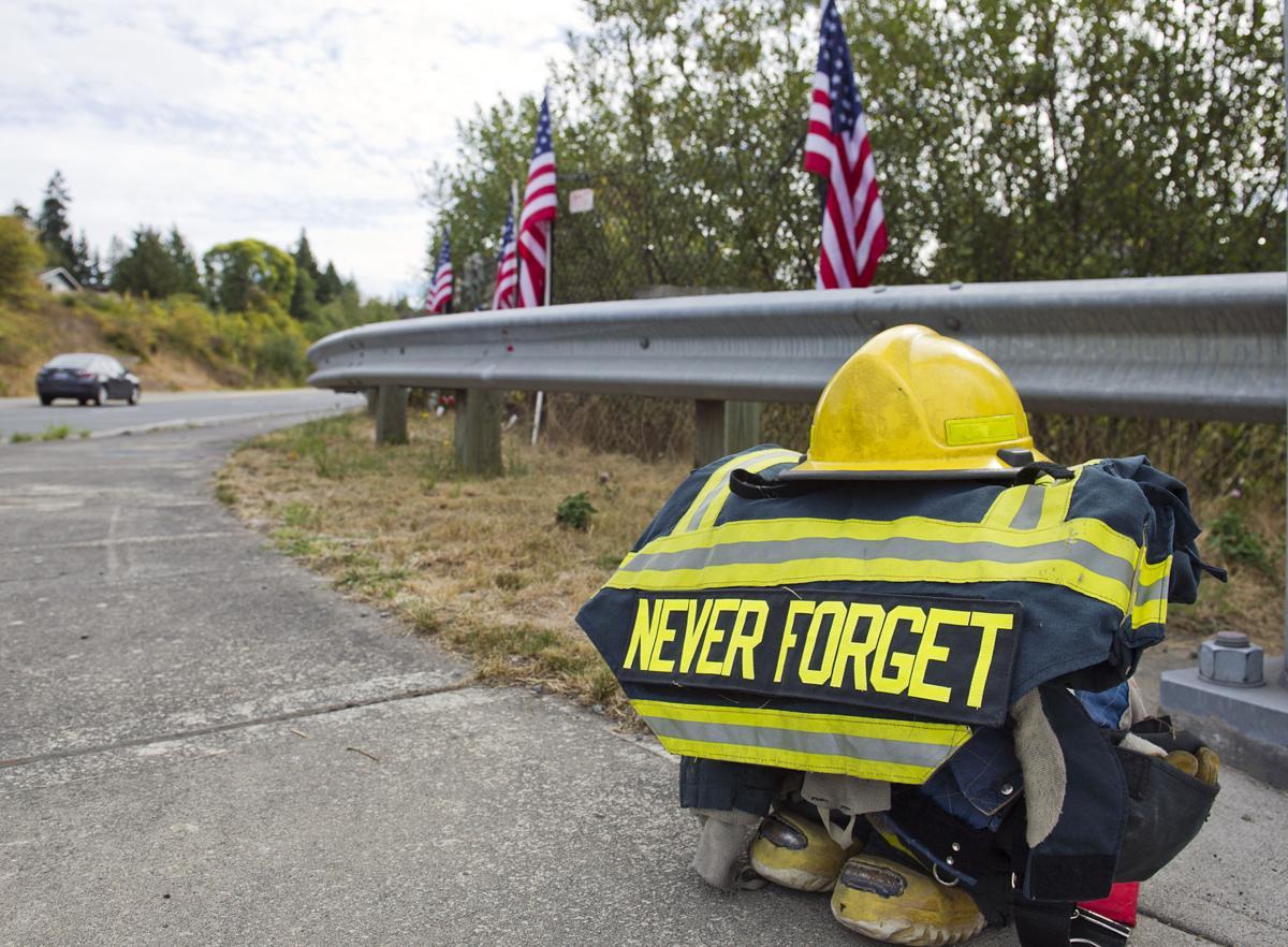 Honoring 9/11 victims