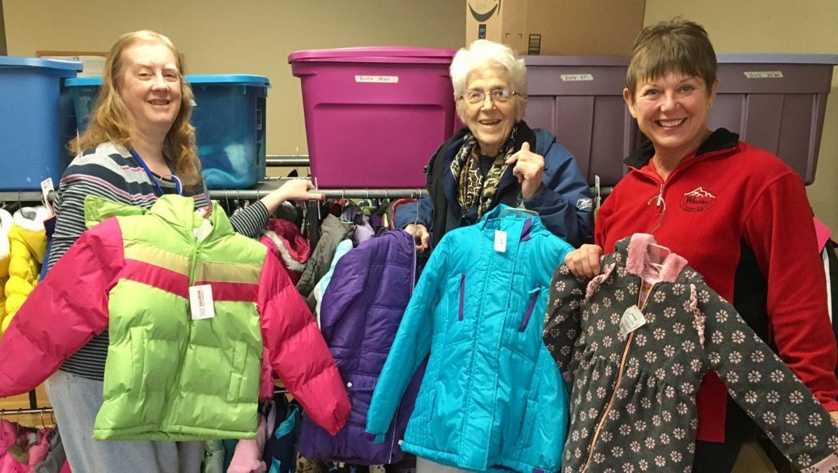 2019 Warm Coats at Stanwood Senior Center