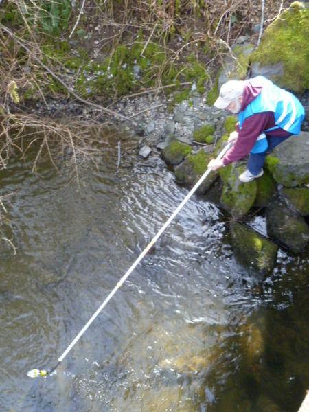 Samish River cleanup effort gets a 90-day jolt