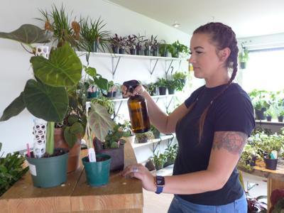 Kaitlyn Goubeau Cactus + Co. Camano