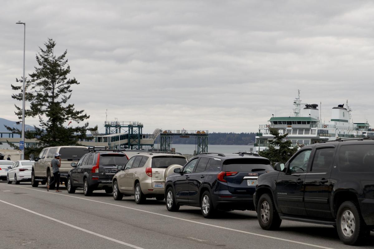 Anacortes Ferry