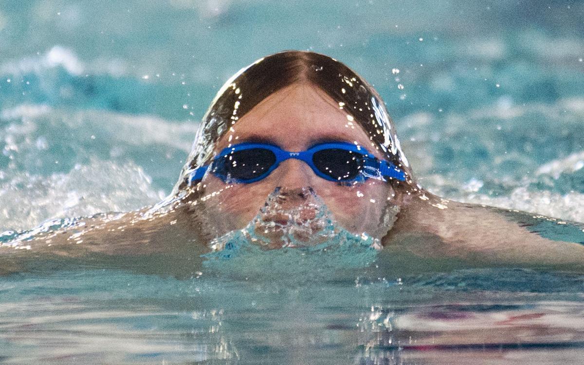 Stanwood boys swimming, 5.20.21