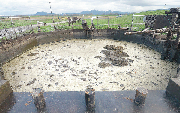 Dairy farms' traditional odor offers power alternative