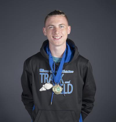 Boys track Athlete of the Year Gabe Taylor