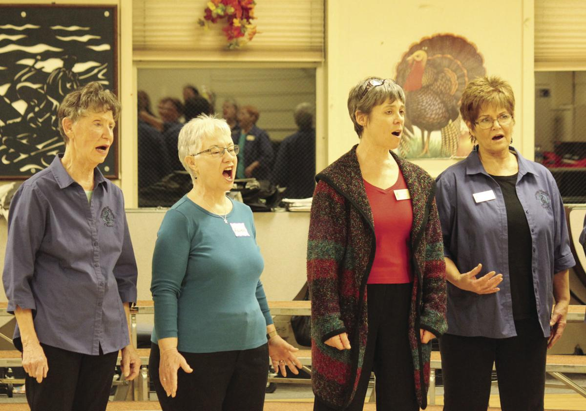 Harmony Northwest Chorus 2