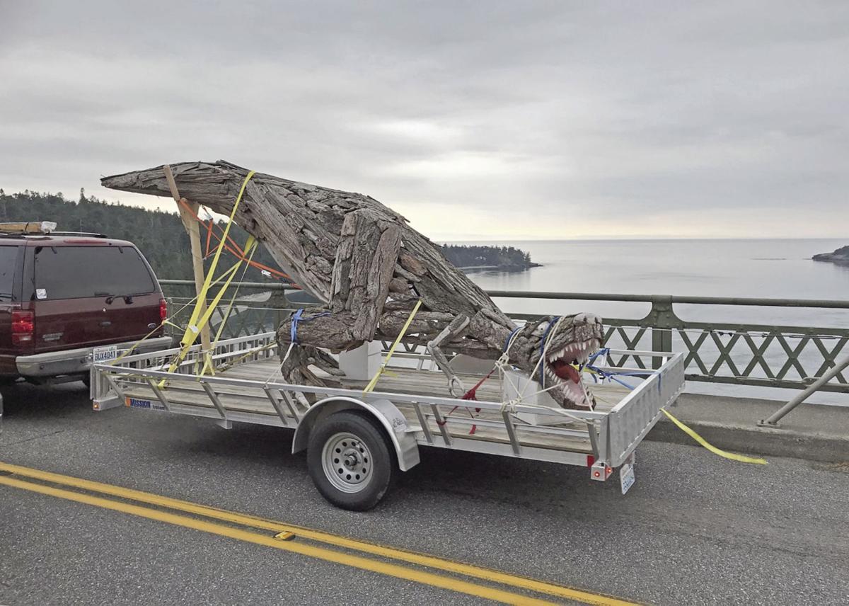 T-Rex by Joe Treat