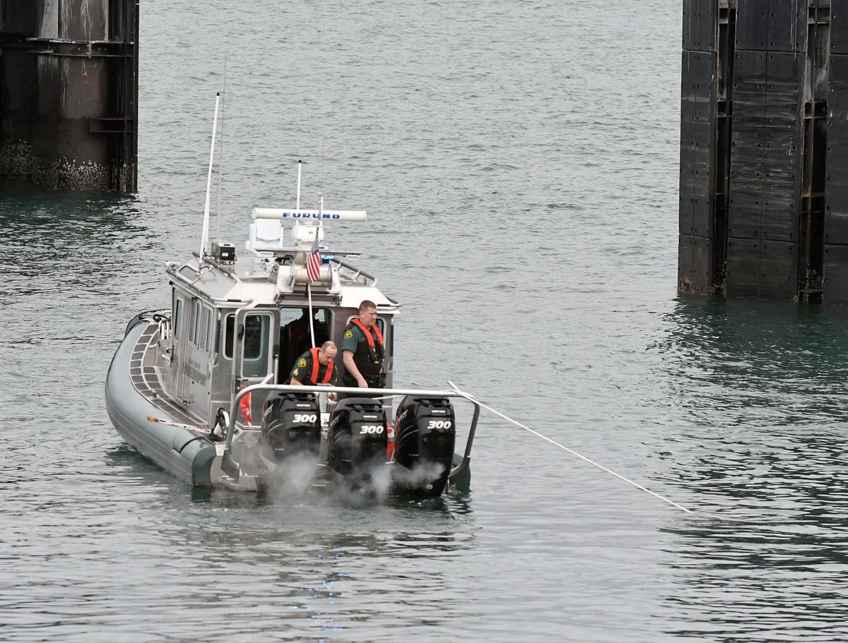 Woman Dies After Driving Off Anacortes Ferry Dock News
